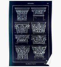 A Handbook Of Ornament With Three Hundred Plates Franz Sales Meyer 1896 0231 Supports Pilaster Capital Inverted Poster