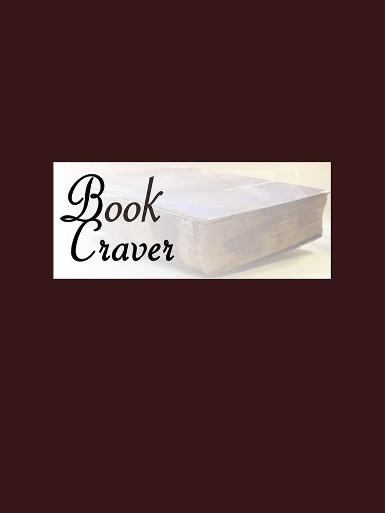 BookCraver by PrintFromVintage