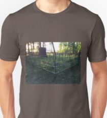 Pioneer Cemetery at Itasca State Park in Minnesota T-Shirt