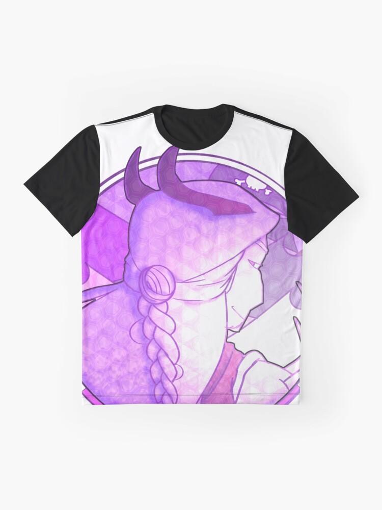 Vista alternativa de Camiseta gráfica PIEZA DE VIDRIO COLOCADA - MAKO