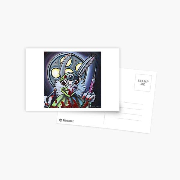 Dr. Bunny Postcard