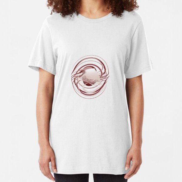 "Orb 8 ""Connect"" Slim Fit T-Shirt"