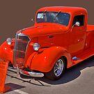 Orange--but not Sunkist by Bryan D. Spellman
