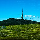 ACT, Canberra, Australia by Kornrawiee