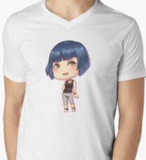 Lethe Kinase V-Neck T-Shirt