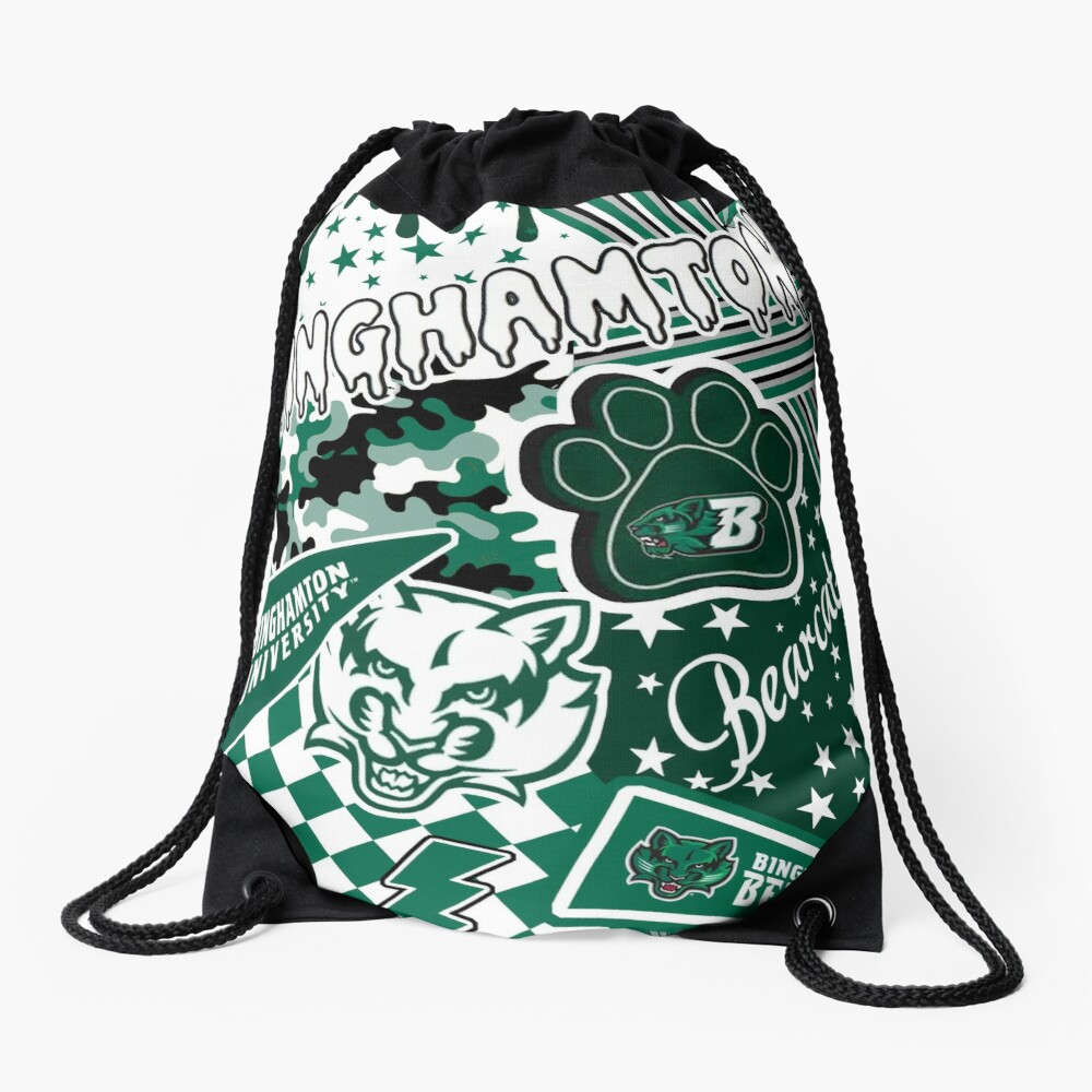 Binghamton University  Drawstring Bag
