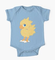 Chocobo Baby Body Kurzarm