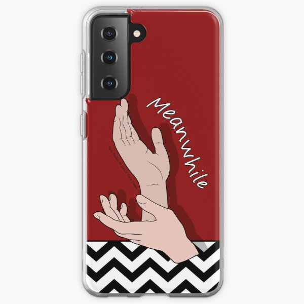 Twin Peaks - Meanwhile Samsung Galaxy Soft Case