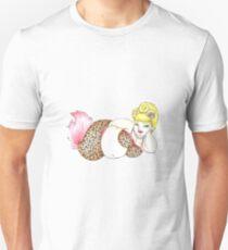 Beach Bellies - Leopard Mermaid Unisex T-Shirt