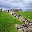 Richmond Castle, Yorkshire, England von trish725