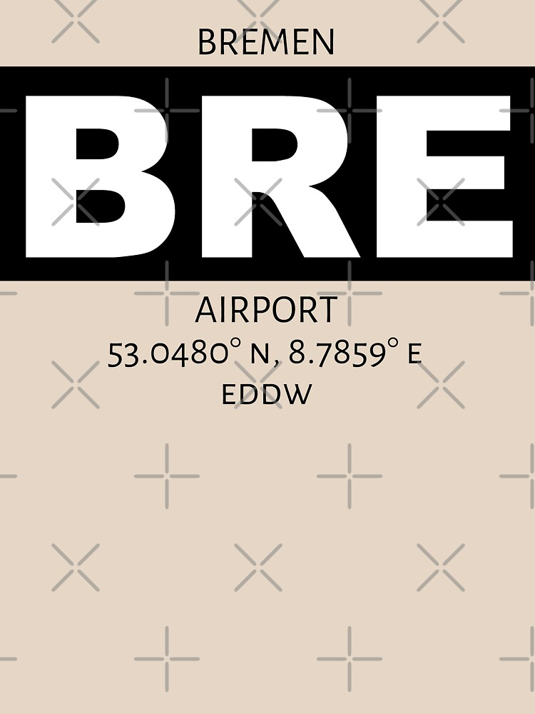 Bremen Airport BRE by AvGeekCentral