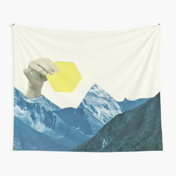 Moving Mountains Tapestry