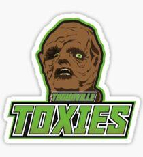 Tromaville Toxies Sticker