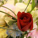 bridal bouquet by leesm19