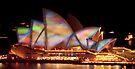 Vivid Dream_Sydney Opera House by Sharon Kavanagh