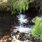 small waterfall by Bettysplace