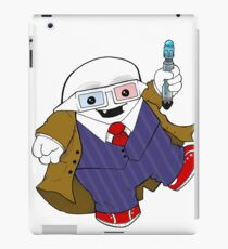 Adipose as the 10th Doctor iPad Case/Skin