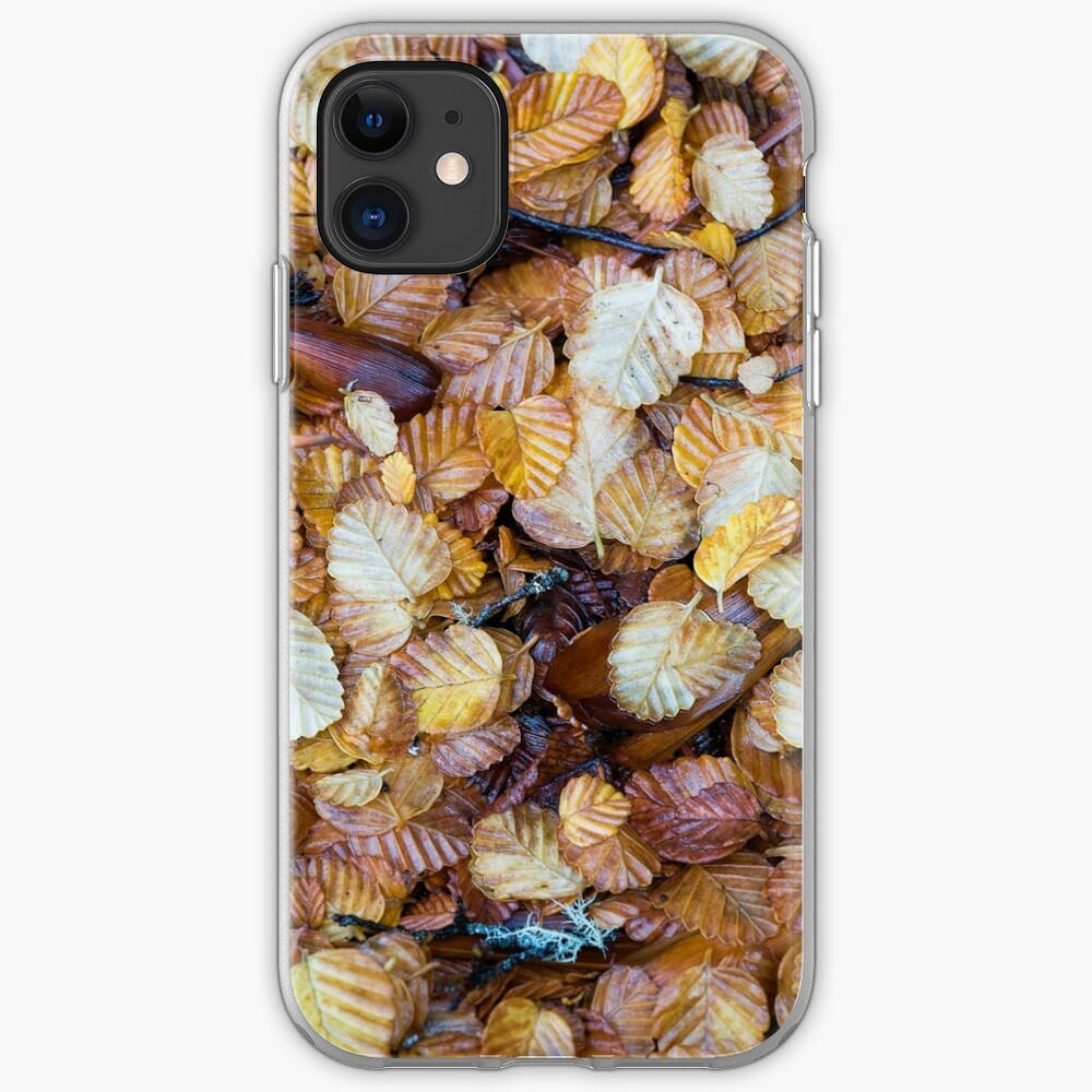 Forest floor iPhone Case & Cover