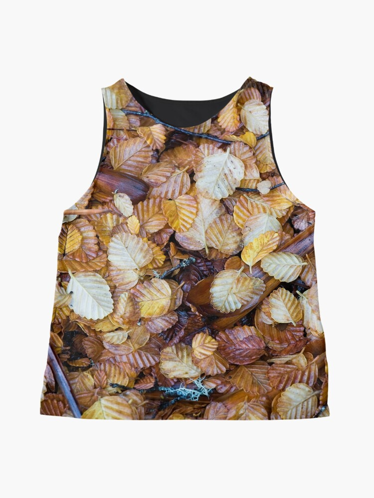 Alternate view of Forest floor Sleeveless Top