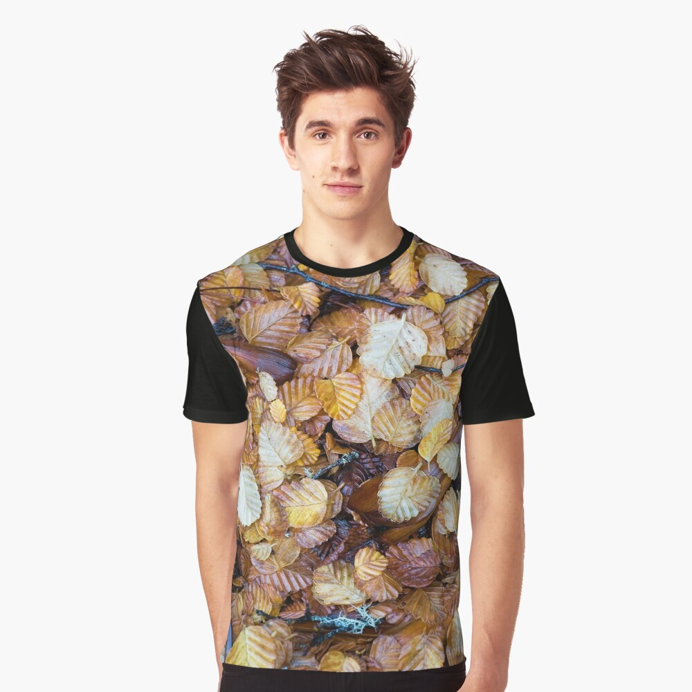 Forest floor Graphic T-Shirt