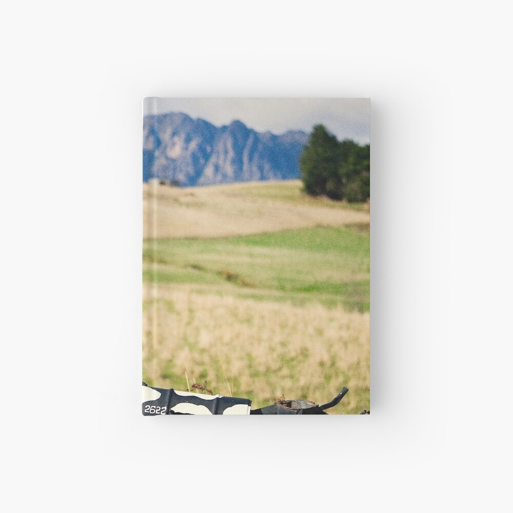 The letterboxes Hardcover Journal