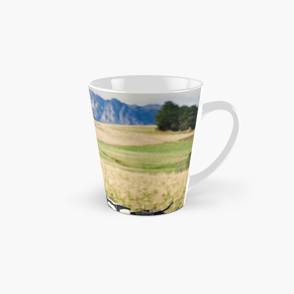 The letterboxes Mug
