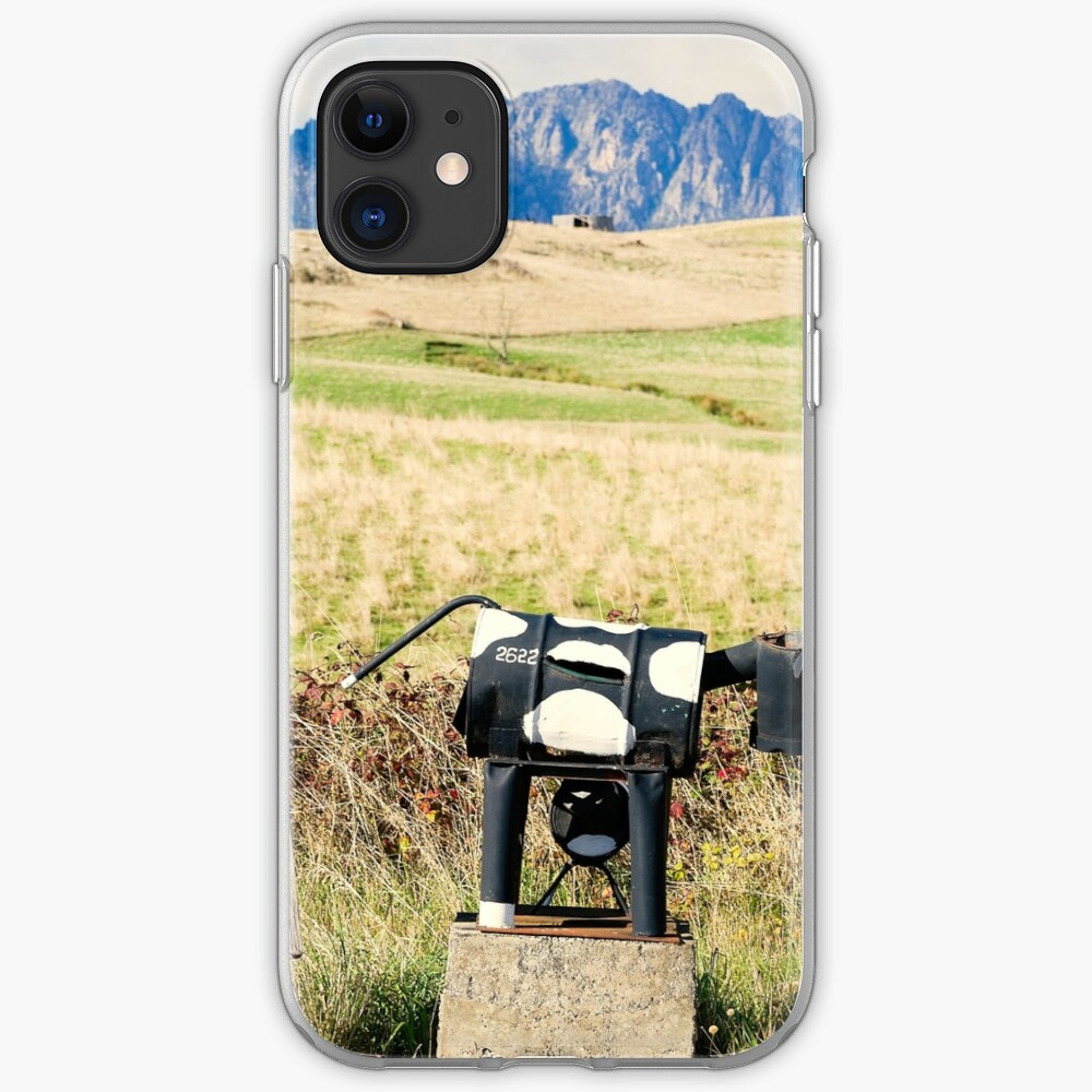 Wilmot letterboxes horizontal iPhone Case & Cover