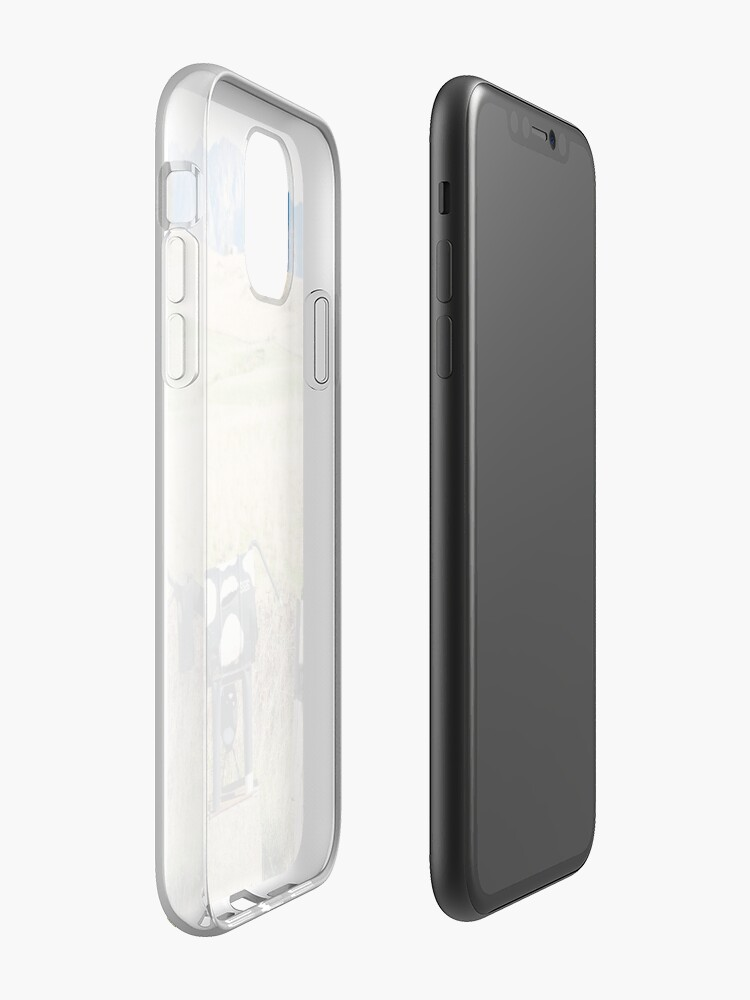 Alternate view of Wilmot letterboxes horizontal iPhone Case & Cover
