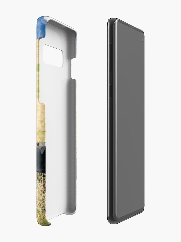 Alternate view of Wilmot letterboxes horizontal Case & Skin for Samsung Galaxy