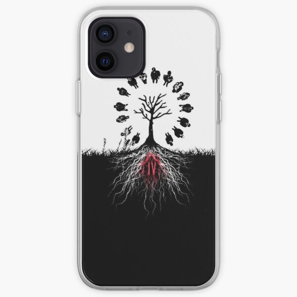XXXTENTACION MEMBERS ONLY Coque souple iPhone