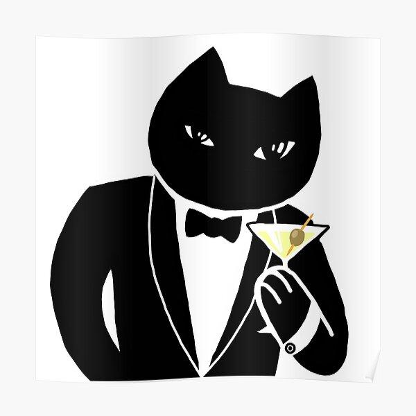 Cat, Spy Cat Poster