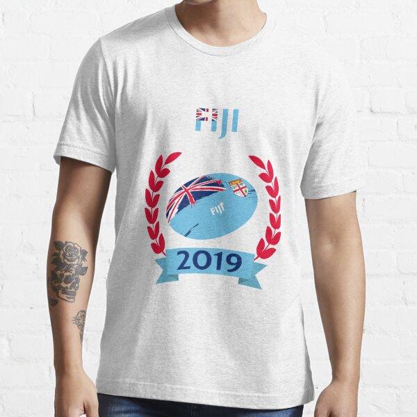 Cool Fiji Rugby Fan Shirt – Fiji 2019 – RWC Fiji 2019 t-shirt – Fiji Rugby phone case, sweater and more– Fiji Rugby t shirt, tshirt, tee Essential T-Shirt