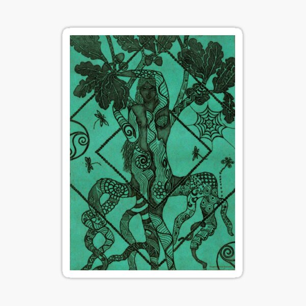 Venus Tree Sticker
