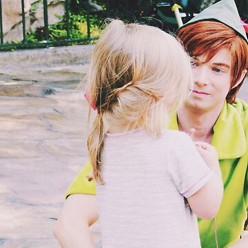 Peter Pan  by whitneymicaela