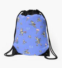 Zonkey  Escape P B Drawstring Bag