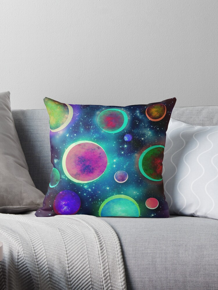 Festive Planets by DejaReve