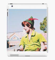 Peter Pan On Soundsational Parade  iPad Case/Skin