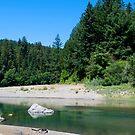 Eel River in August #2 by Josef Grosch