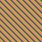 «Vibes de verano diagonales rayas negrita» de WesternExposure