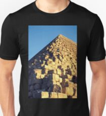 The Great Pyramid, Gizeh, Egypt  Unisex T-Shirt