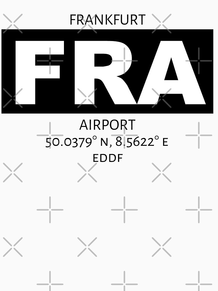Frankfurt Airport FRA by AvGeekCentral