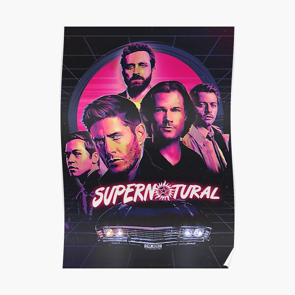 Surnaturel Poster