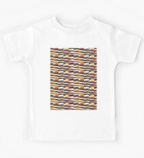Block Color Wallpaper Kids Clothes