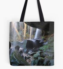 Somersby Falls  4-8-2010 Tote Bag