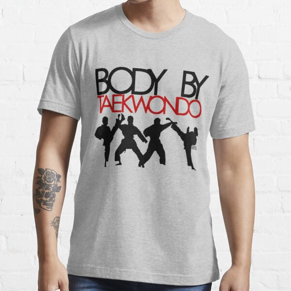 Body By Taekwondo Essential T-Shirt