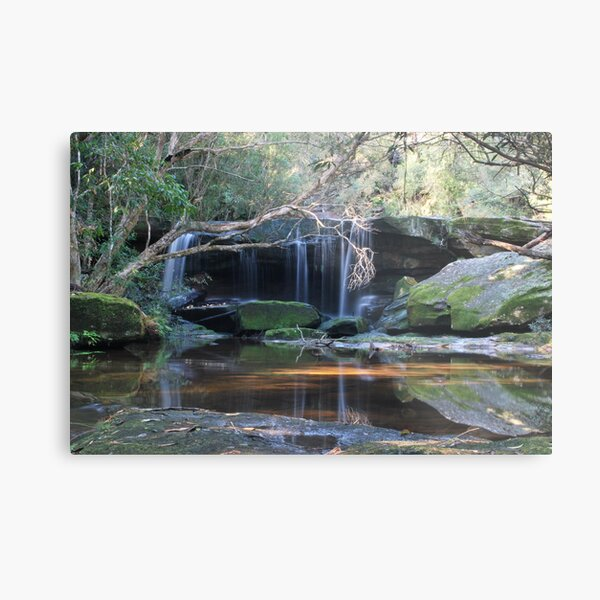 somersby reflections Metal Print