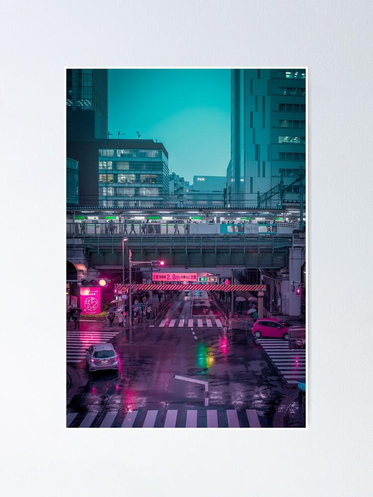 Alternate view of Neo Tokyo Metropolis Poster