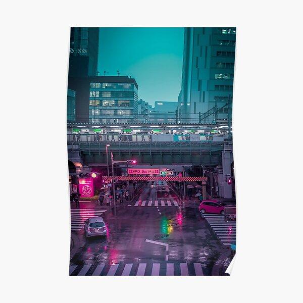 Neo Tokyo Metropolis Poster