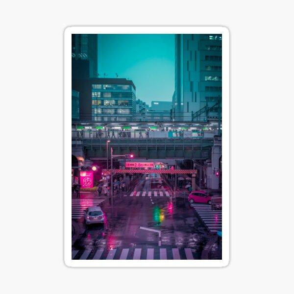 Neo Tokyo Metropolis Sticker