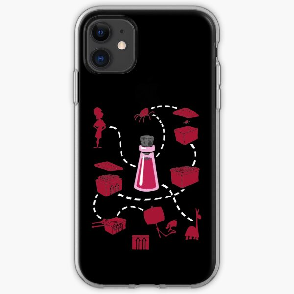 Yzma's Potion iPhone Soft Case